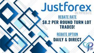 Justforex Rebates